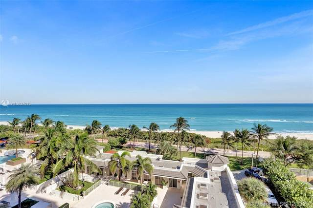 4775 Collins Ave #703, Miami Beach, FL 33140 (MLS #A10827013) :: ONE Sotheby's International Realty