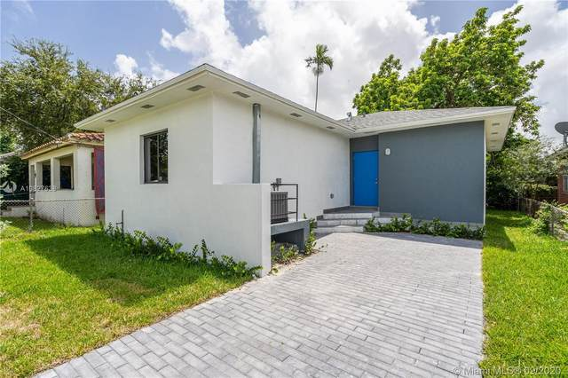 1470 NW 69th St, Miami, FL 33147 (MLS #A10827638) :: Berkshire Hathaway HomeServices EWM Realty