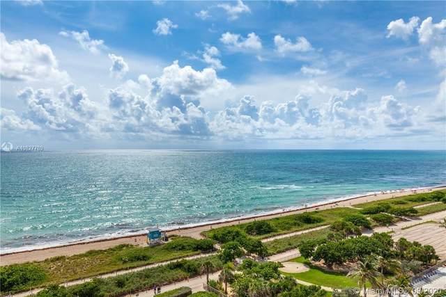 9341 Collins Ave #308, Surfside, FL 33154 (MLS #A10827789) :: Prestige Realty Group