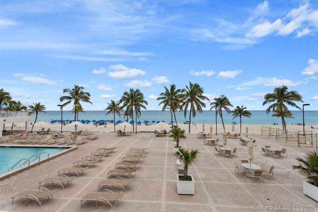 2101 S Ocean Dr #803, Hollywood, FL 33019 (MLS #A10829253) :: The Riley Smith Group