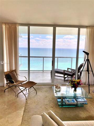 18671 Collins Ave #2103, Sunny Isles Beach, FL 33160 (MLS #A10830425) :: The Howland Group