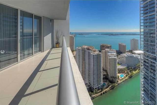 475 Brickell Ave #4811, Miami, FL 33131 (MLS #A10831614) :: The Teri Arbogast Team at Keller Williams Partners SW