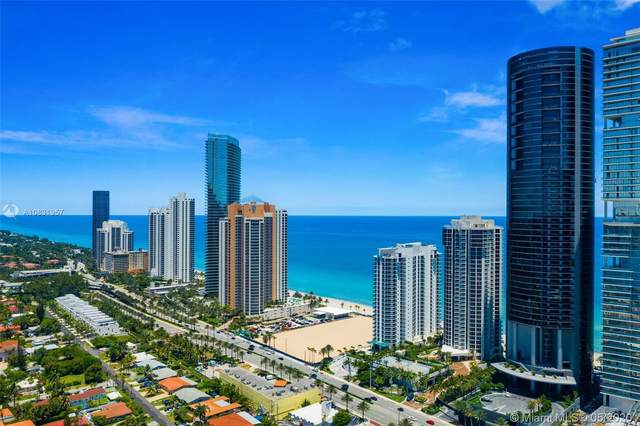 18555 Collins Ave #905, Sunny Isles Beach, FL 33160 (MLS #A10831957) :: The Teri Arbogast Team at Keller Williams Partners SW