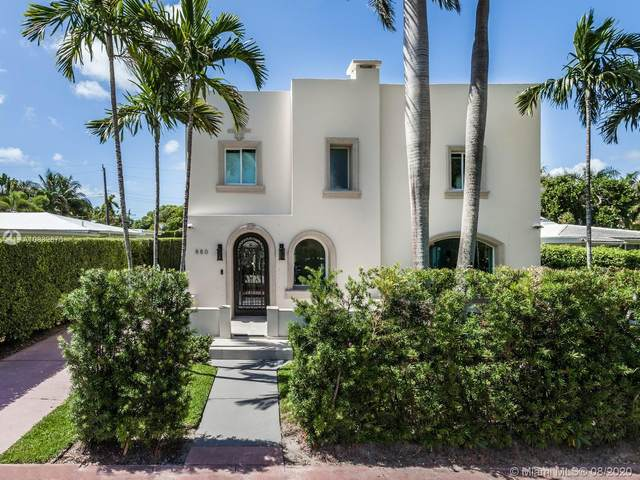 880 W 47th St, Miami Beach, FL 33140 (MLS #A10832673) :: THE BANNON GROUP at RE/MAX CONSULTANTS REALTY I