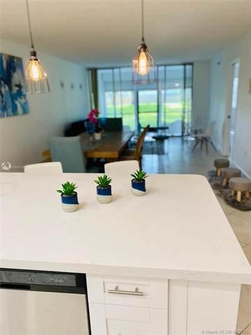 3910 Inverrary Blvd 103-B, Lauderhill, FL 33319 (#A10833735) :: Posh Properties