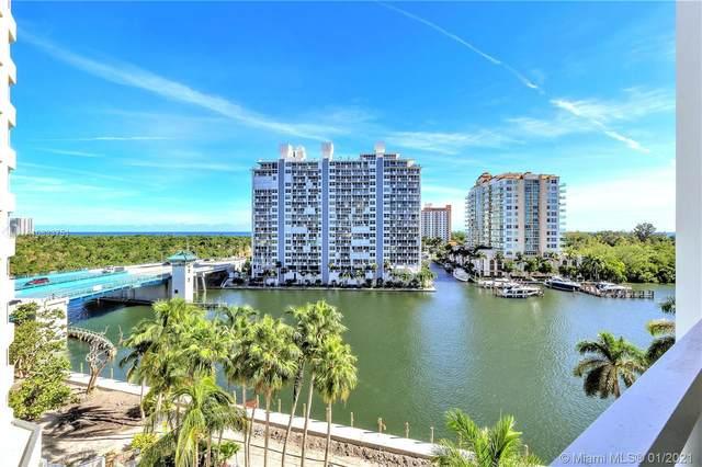 2670 E Sunrise Blvd #802, Fort Lauderdale, FL 33304 (MLS #A10833751) :: ONE | Sotheby's International Realty