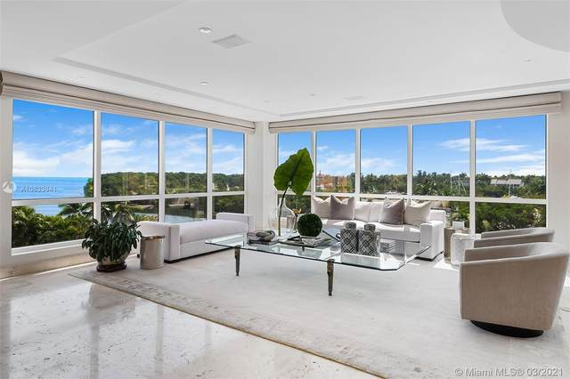 10 Edgewater Dr 4A/3A, Coral Gables, FL 33133 (MLS #A10833941) :: Castelli Real Estate Services