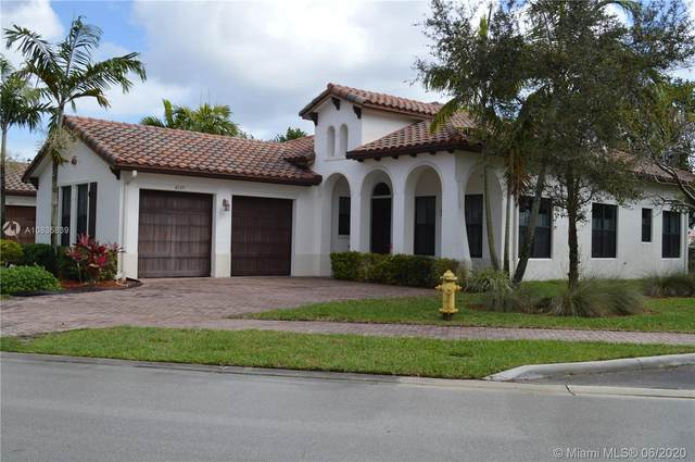 4009 NW 85th Dr, Cooper City, FL 33024 (MLS #A10835839) :: Berkshire Hathaway HomeServices EWM Realty