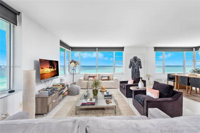 5255 Collins Ave 12E, Miami Beach, FL 33140 (MLS #A10836344) :: The Teri Arbogast Team at Keller Williams Partners SW