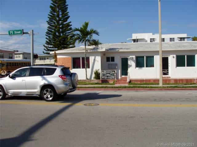 625 75th St, Miami Beach, FL 33141 (MLS #A10838429) :: GK Realty Group LLC