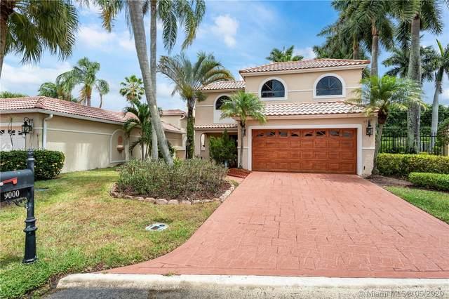 9000 Villa Portofino Cir, Boca Raton, FL 33496 (MLS #A10839673) :: GK Realty Group LLC