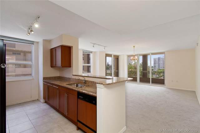 2080 S Ocean Dr #301, Hallandale Beach, FL 33009 (MLS #A10840421) :: The Pearl Realty Group