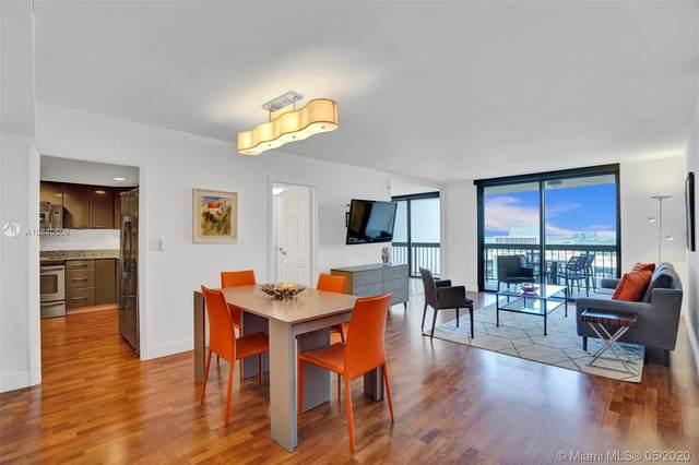 2333 Brickell Ave #2704, Miami, FL 33129 (MLS #A10840606) :: Castelli Real Estate Services