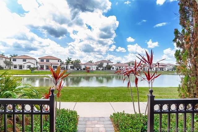 4375 Cascada Cir #4375, Cooper City, FL 33024 (MLS #A10844359) :: Berkshire Hathaway HomeServices EWM Realty