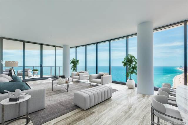15701 Collins Ave #4105, Sunny Isles Beach, FL 33160 (MLS #A10849725) :: Jo-Ann Forster Team