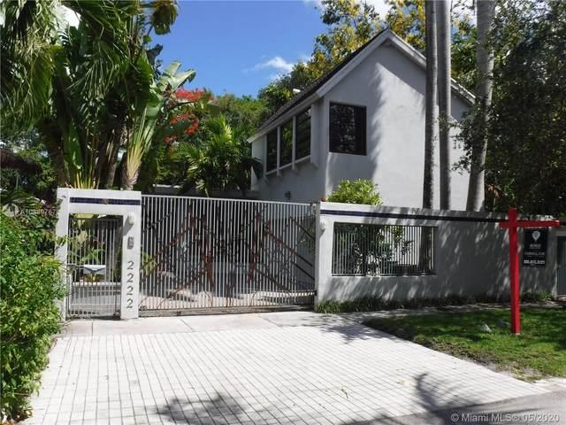2222 Trapp Ave, Miami, FL 33133 (MLS #A10849767) :: Laurie Finkelstein Reader Team