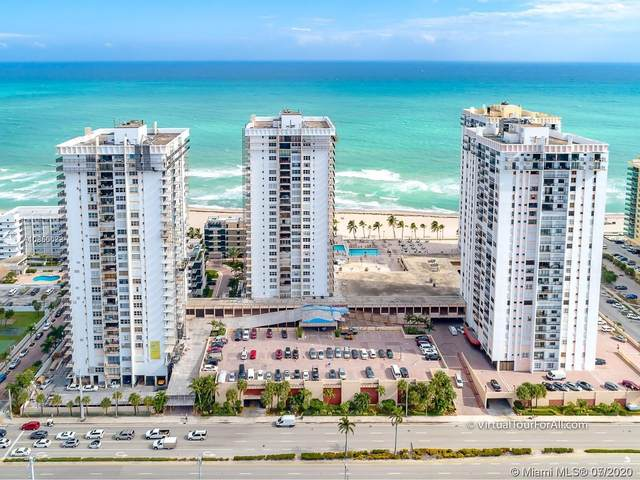 2101 S Ocean Dr #205, Hollywood, FL 33019 (MLS #A10850078) :: The Riley Smith Group