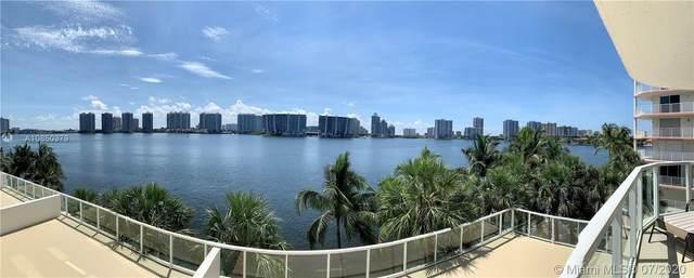 18100 N Bay Rd #410, Sunny Isles Beach, FL 33160 (MLS #A10850379) :: ONE   Sotheby's International Realty