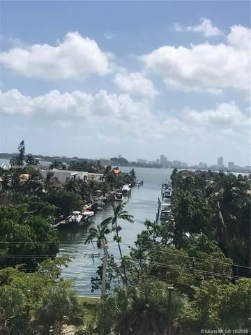 2100 S Sans Souci Blvd C502, North Miami, FL 33181 (MLS #A10851161) :: Dalton Wade Real Estate Group