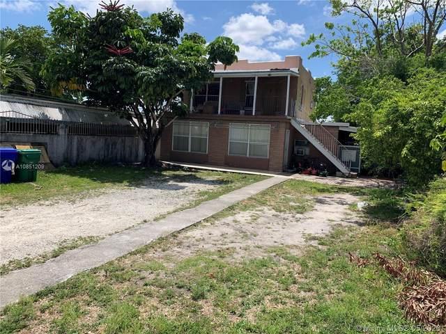 3010 NW 14th Ave, Miami, FL 33142 (MLS #A10851209) :: Berkshire Hathaway HomeServices EWM Realty