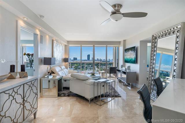 1900 Sunset Harbour #1711, Miami Beach, FL 33139 (MLS #A10853508) :: Julian Johnston Team