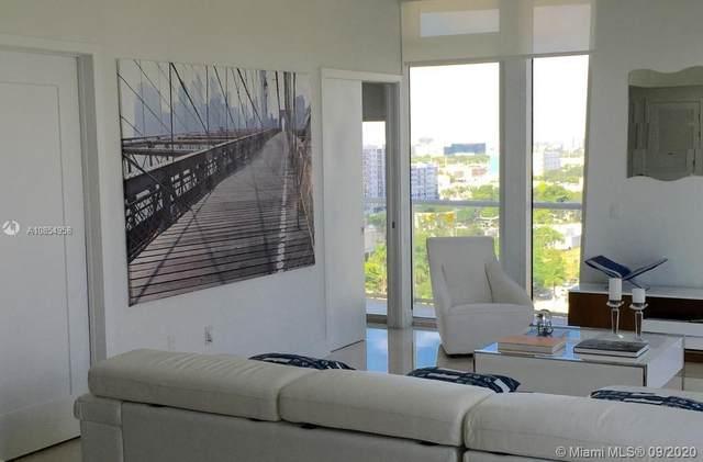 601 NE 27th St #1501, Miami, FL 33137 (MLS #A10854958) :: Castelli Real Estate Services