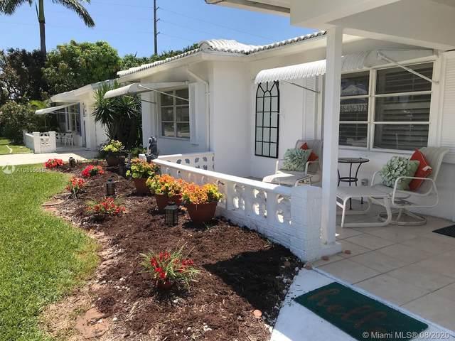 804 Ocean Dr, Boynton Beach, FL 33426 (MLS #A10855616) :: ONE | Sotheby's International Realty