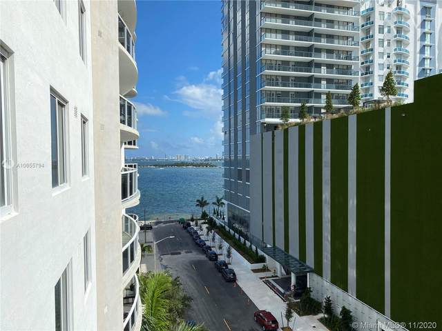 601 NE 23rd St #805, Miami, FL 33137 (MLS #A10855794) :: Patty Accorto Team