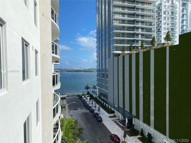 601 NE 23rd St #805, Miami, FL 33137 (MLS #A10855794) :: The Teri Arbogast Team at Keller Williams Partners SW