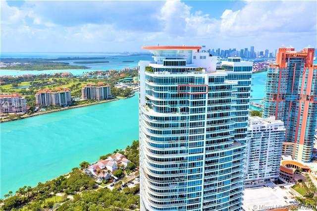 100 S Pointe Dr #3905, Miami Beach, FL 33139 (MLS #A10857601) :: Julian Johnston Team