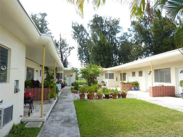 301 S Shore Dr, Miami Beach, FL 33141 (MLS #A10858003) :: Team Citron