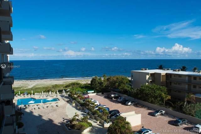 1900 S Ocean Blvd 6V, Lauderdale By The Sea, FL 33062 (MLS #A10858427) :: Patty Accorto Team