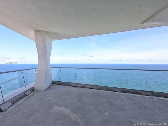 16901 Collins Ave #3705, Sunny Isles Beach, FL 33160 (MLS #A10858743) :: Carole Smith Real Estate Team