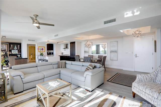 1180 N Federal Hwy #703, Fort Lauderdale, FL 33304 (MLS #A10858983) :: Jo-Ann Forster Team