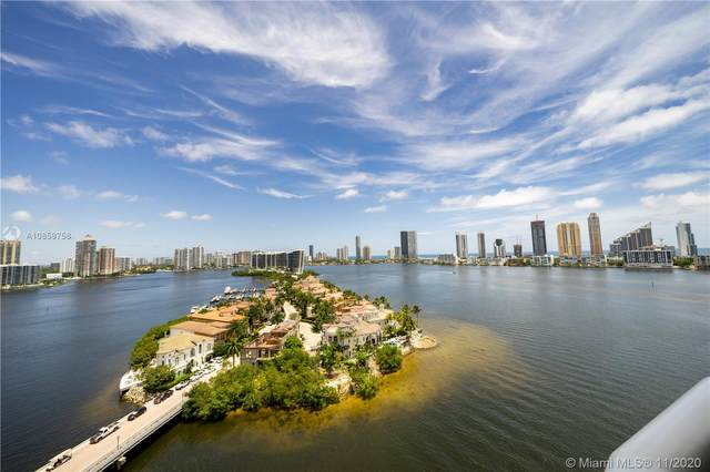 4000 Island Blvd #1606, Aventura, FL 33160 (MLS #A10859758) :: ONE Sotheby's International Realty