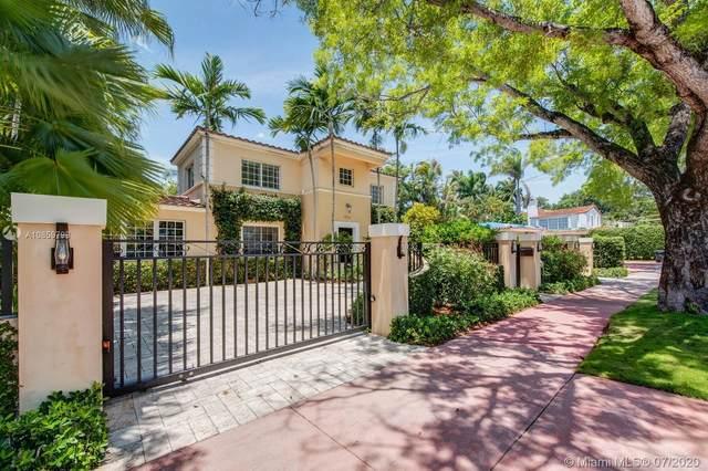 5824 Alton Rd, Miami Beach, FL 33140 (MLS #A10859798) :: The Riley Smith Group