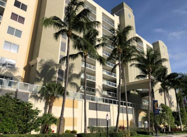 17050 N Bay Rd #705, Sunny Isles Beach, FL 33160 (MLS #A10859969) :: Prestige Realty Group