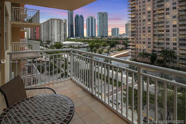 251 174th St #707, Sunny Isles Beach, FL 33160 (MLS #A10860584) :: Ray De Leon with One Sotheby's International Realty