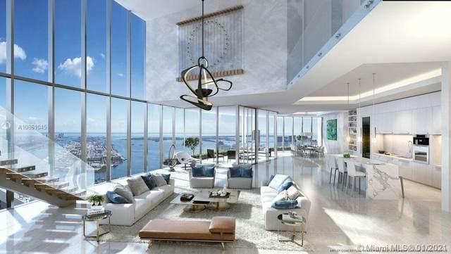 851 NE 1st Ave Ph 5411, Miami, FL 33132 (MLS #A10861045) :: Castelli Real Estate Services