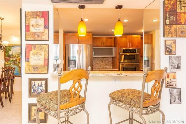 2030 S Ocean Dr #727, Hallandale Beach, FL 33009 (MLS #A10861603) :: Castelli Real Estate Services