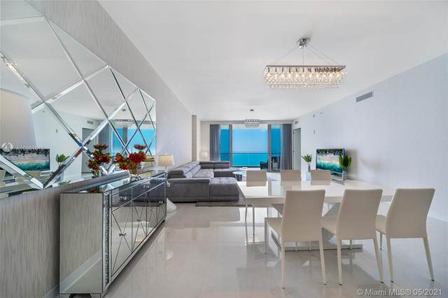 18975 Collins Ave 2703 FURNISHED, Sunny Isles Beach, FL 33160 (MLS #A10861618) :: The Rose Harris Group