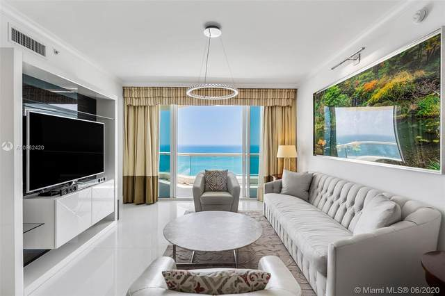 17875 Collins Ave #3504, Sunny Isles Beach, FL 33160 (MLS #A10862420) :: The Riley Smith Group