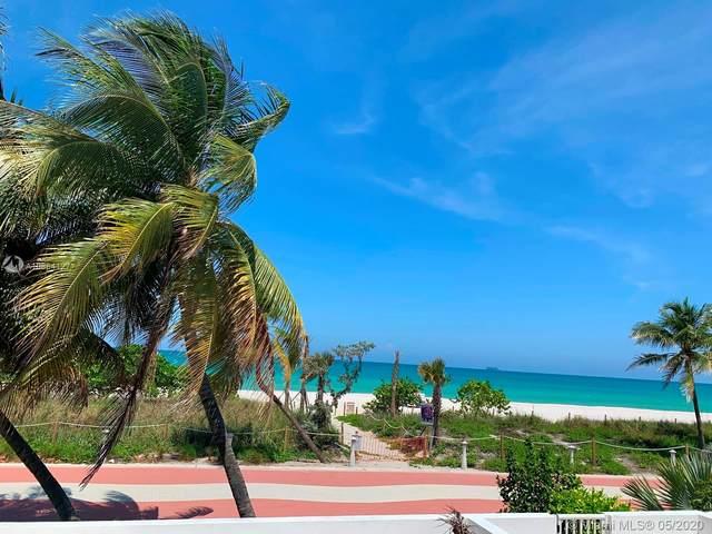 5445 Collins Ave Th5/Th6, Miami Beach, FL 33140 (MLS #A10864127) :: Julian Johnston Team