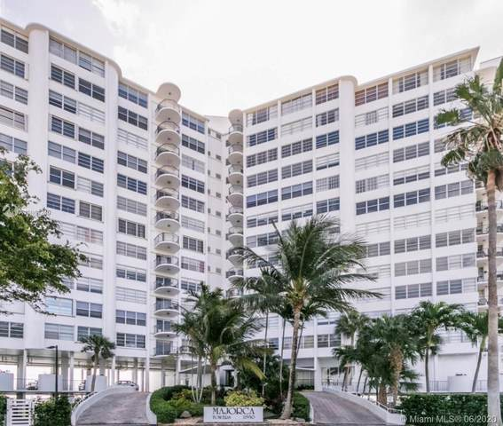 11930 N Bayshore Dr #1102, North Miami, FL 33181 (#A10864240) :: Real Estate Authority