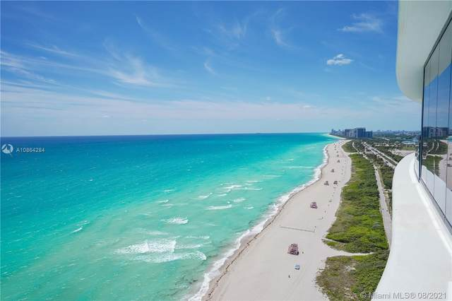 15701 Collins #2203, Sunny Isles Beach, FL 33160 (MLS #A10864284) :: Green Realty Properties