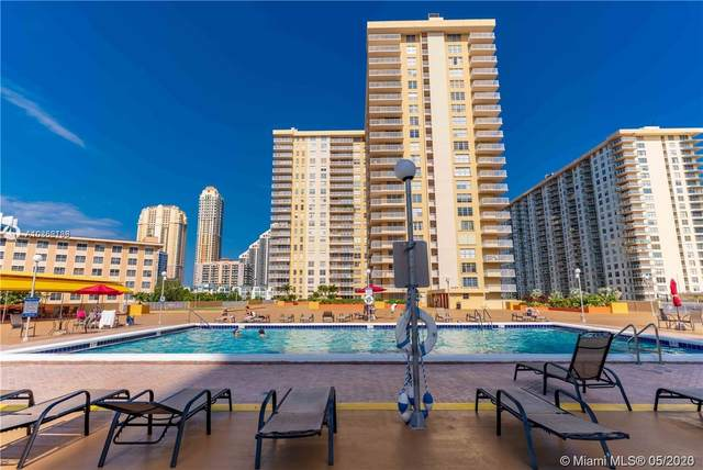 231 174th St #1003, Sunny Isles Beach, FL 33160 (MLS #A10866138) :: United Realty Group
