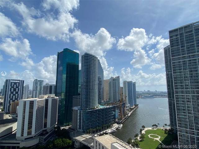 55 SE 6th St #3005, Miami, FL 33131 (MLS #A10866954) :: The Teri Arbogast Team at Keller Williams Partners SW
