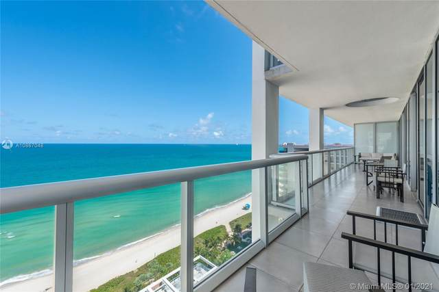 6799 Collins Ave Lph1&2, Miami Beach, FL 33141 (MLS #A10867048) :: Green Realty Properties