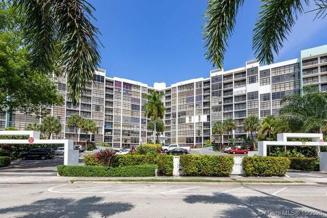 400 Leslie Dr #710, Hallandale Beach, FL 33009 (MLS #A10867784) :: Ray De Leon with One Sotheby's International Realty