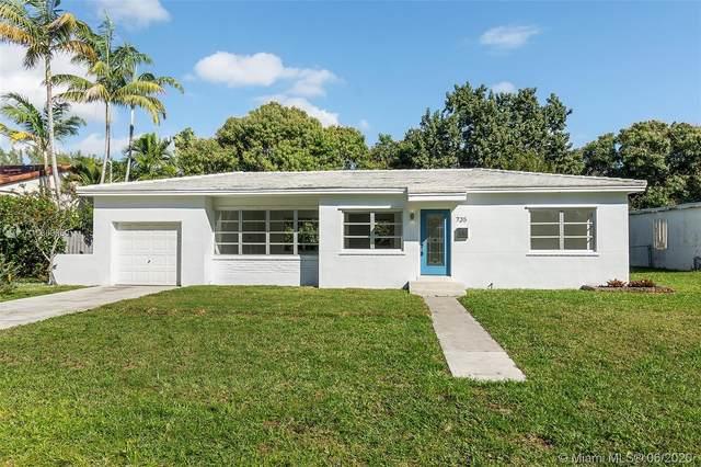 735 NE 111th St, Biscayne Park, FL 33161 (MLS #A10869850) :: Albert Garcia Team